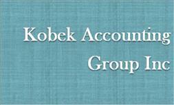 Kobek Accounting Group - ad image