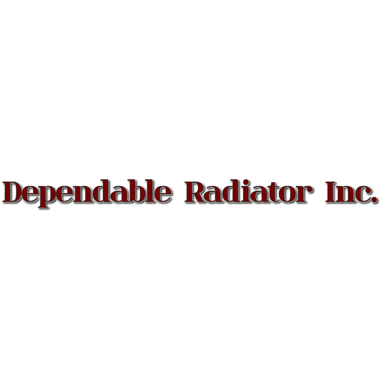 Dependable Radiator Inc