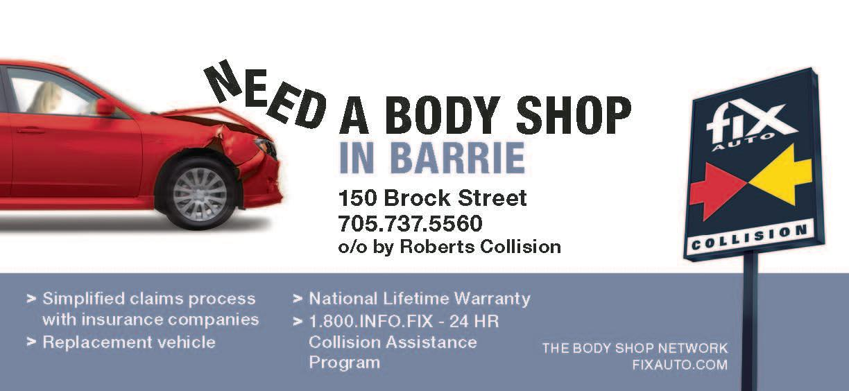 Fix Auto Barrie North