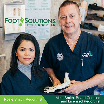 Foot Solutions Little Rock image 1