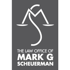 The Law Office of Mark G. Scheuerman, LLC - ad image
