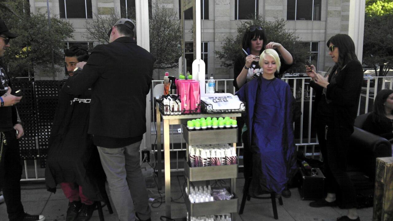 Bettie Bangs Salon image 10