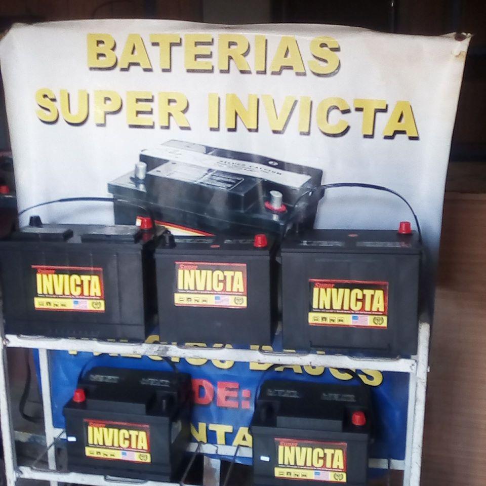 Baterías Súper Invicta