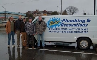 Baker Plumbing & Renovations in Duncan