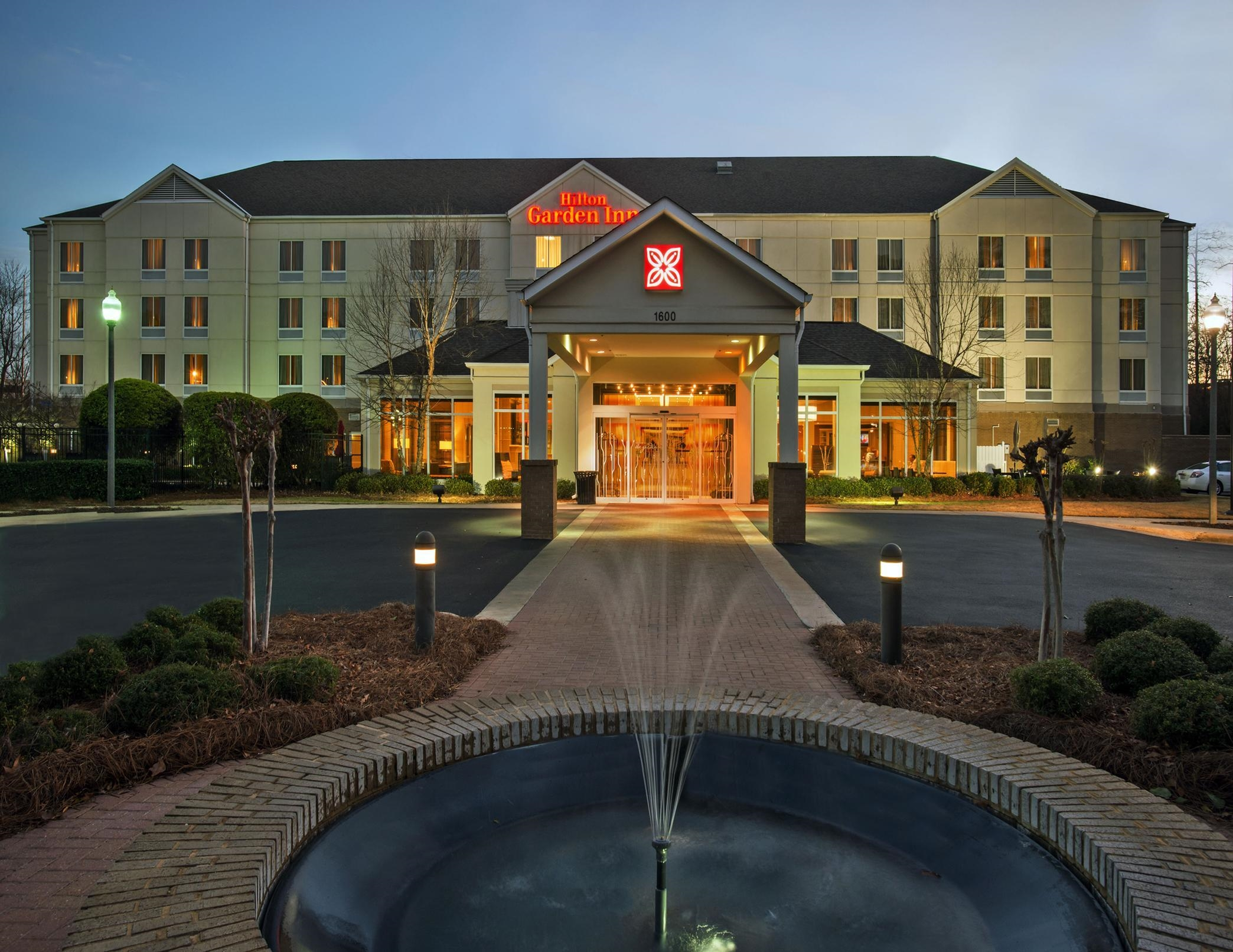 Welcome to the Hilton Garden Inn Montgomery East