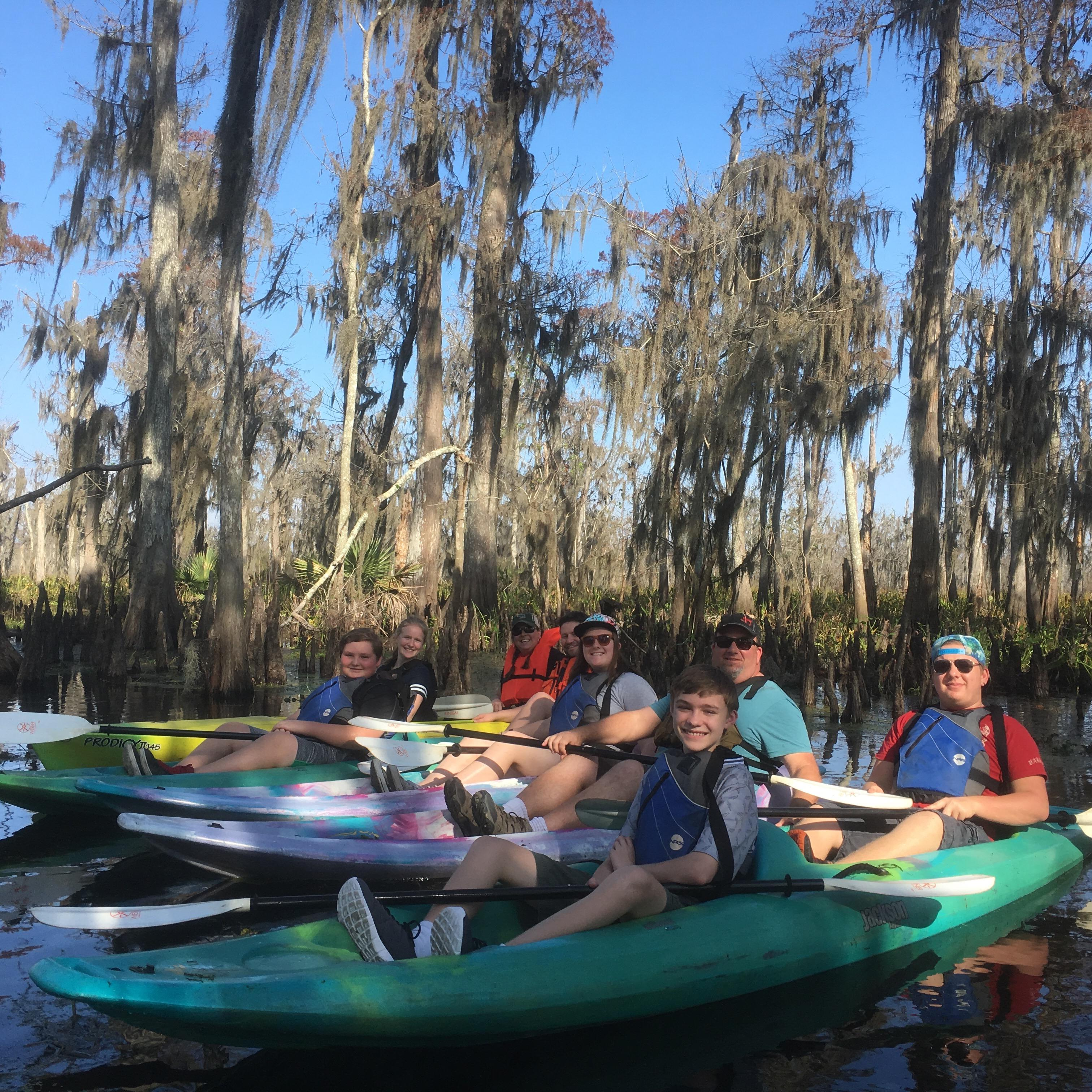 Wild Louisiana Tours image 0