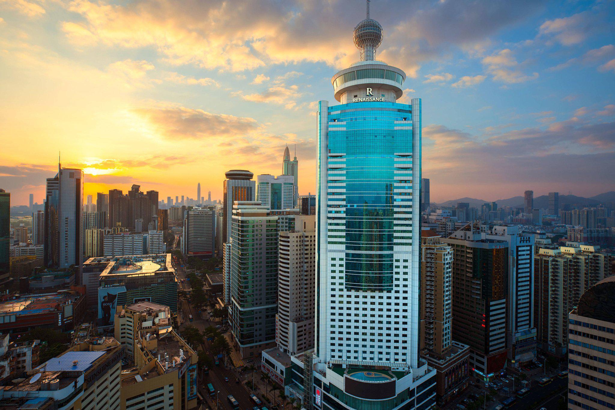 Renaissance Shenzhen Luohu