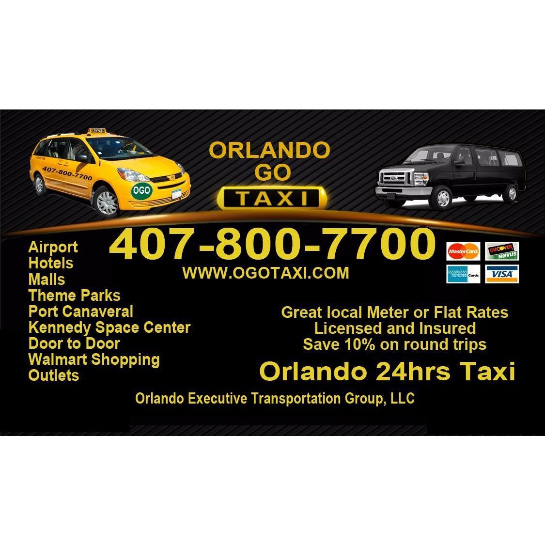 Orlando 24hrs Taxi In Orlando, FL