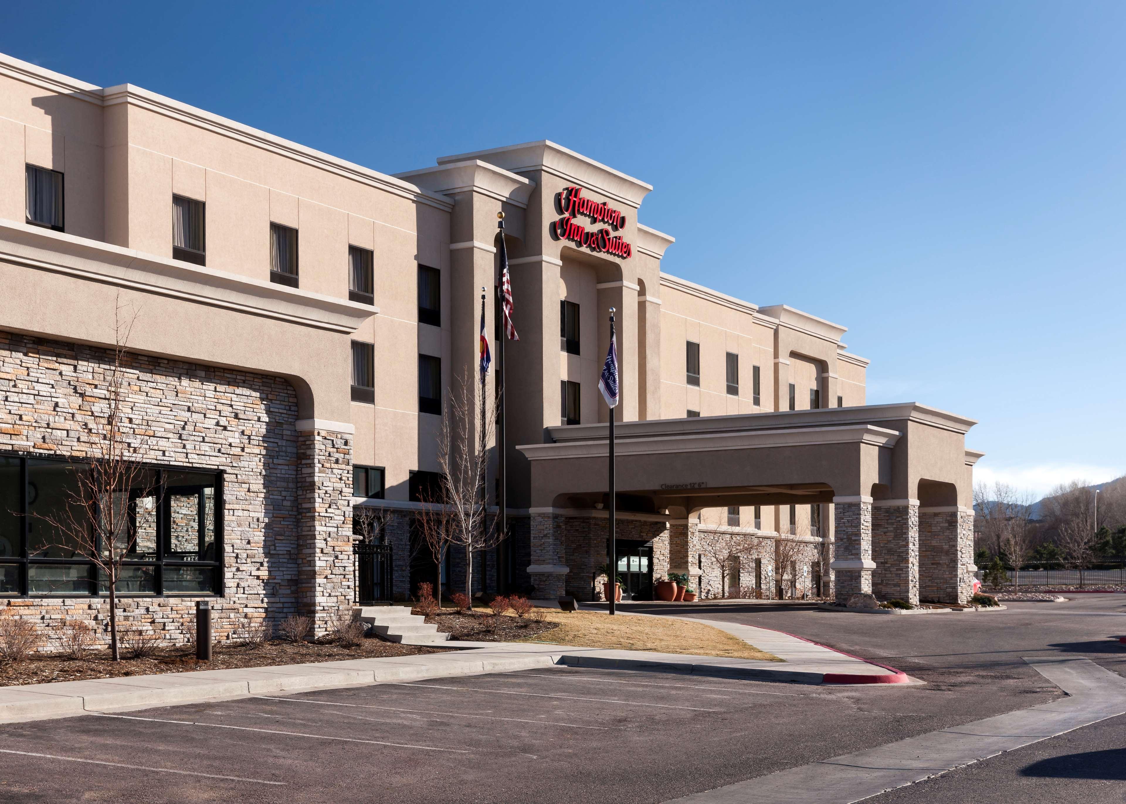Hampton Inn & Suites Colorado Springs/I-25 South