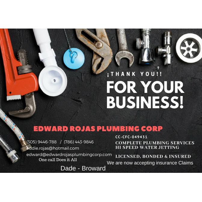 Edward Rojas Plumbing Corp image 2