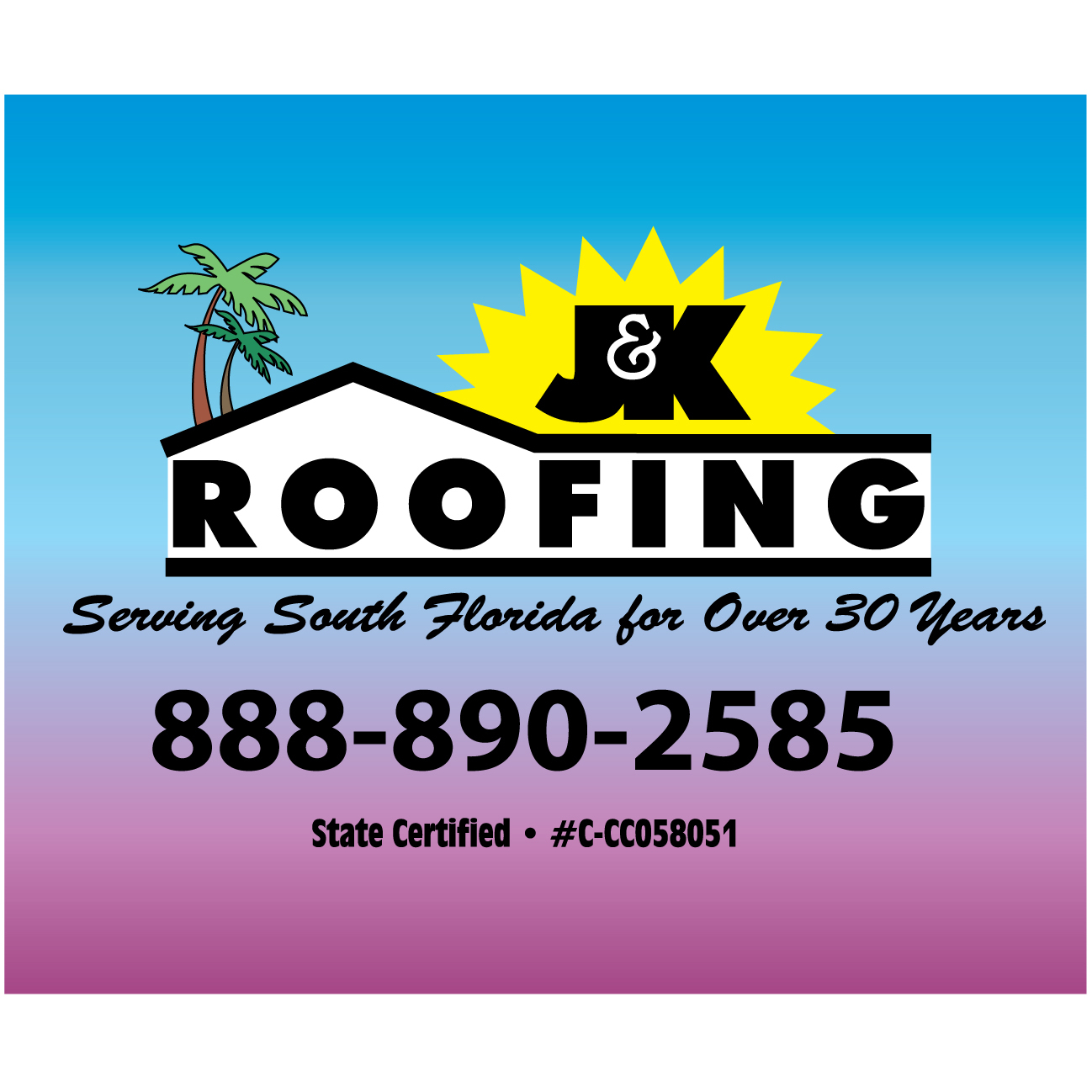 J & K Roofing, Inc.