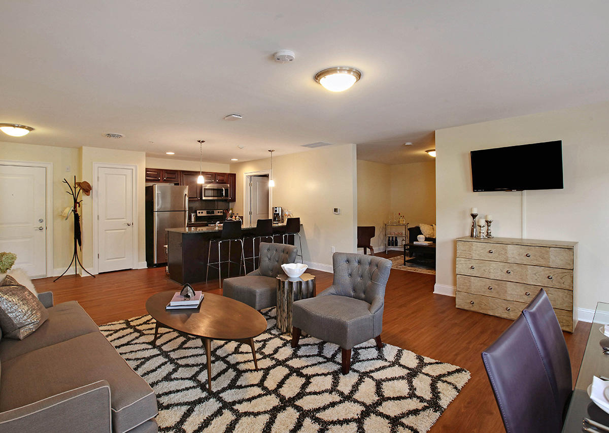 The Springs Luxury Apartments image 2