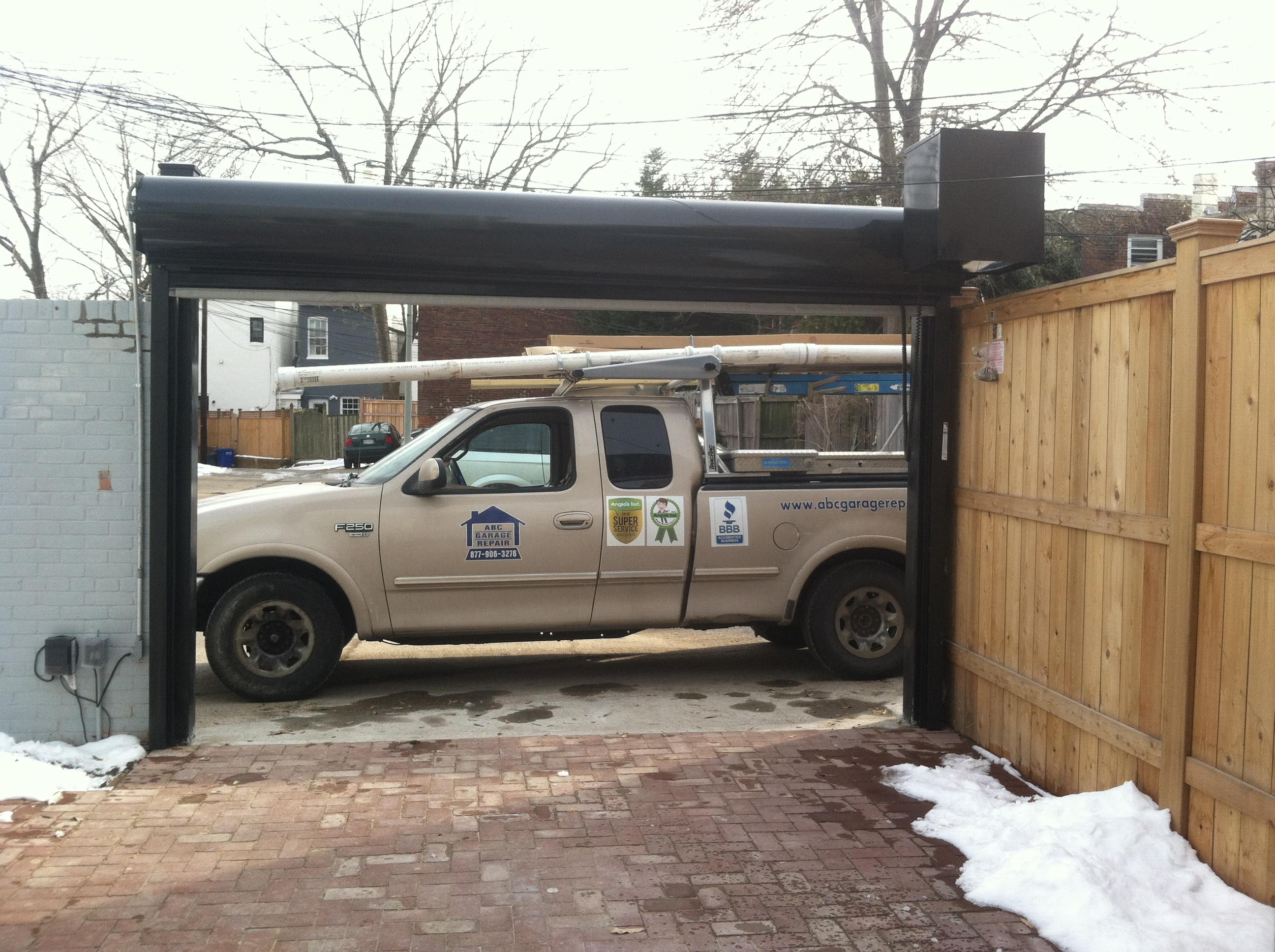Abc garage door repair coupons rockville md near me 8coupons for Garage door repair close to me