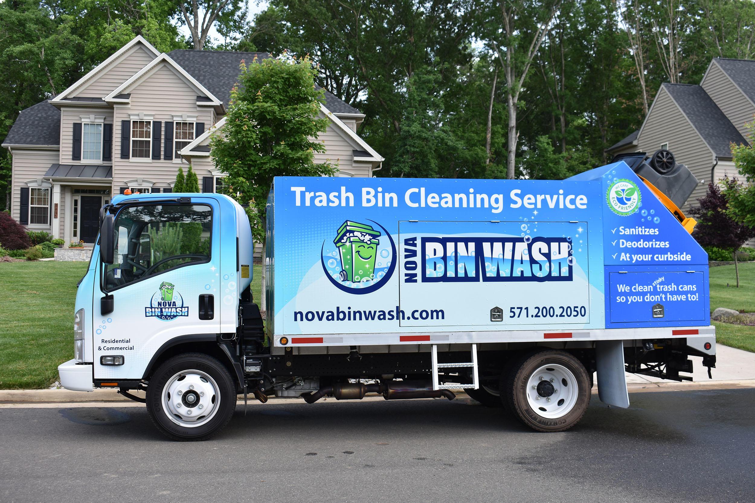 Nova Bin Wash image 5