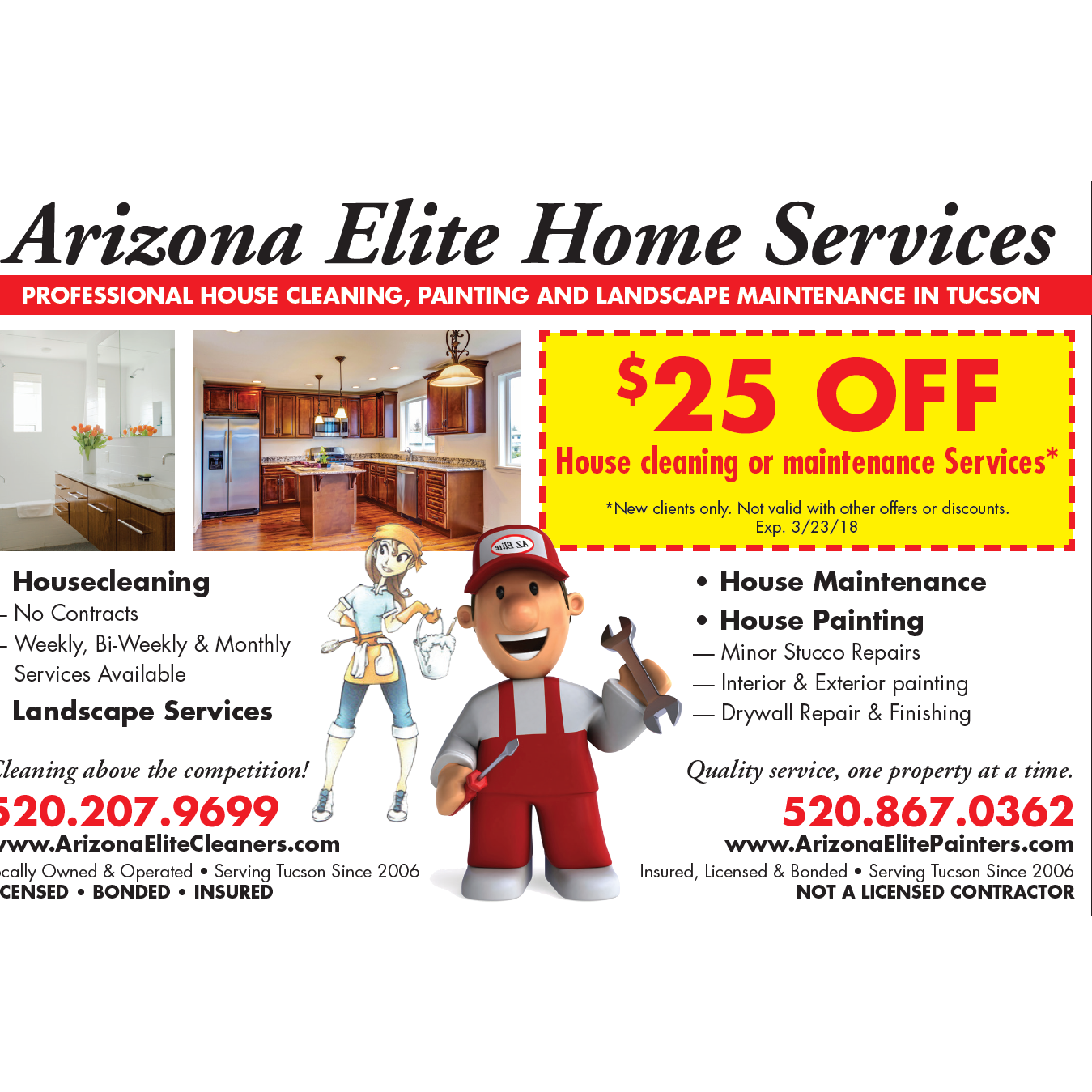 Arizona Elite Cleaners