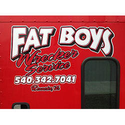 Fat Boys Wrecker Service