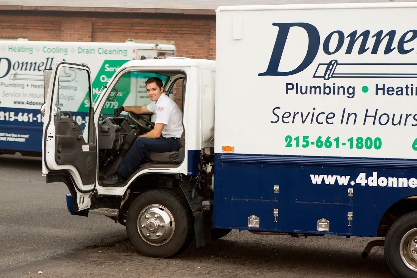Donnelly's Plumbing Heating and Cooling image 1