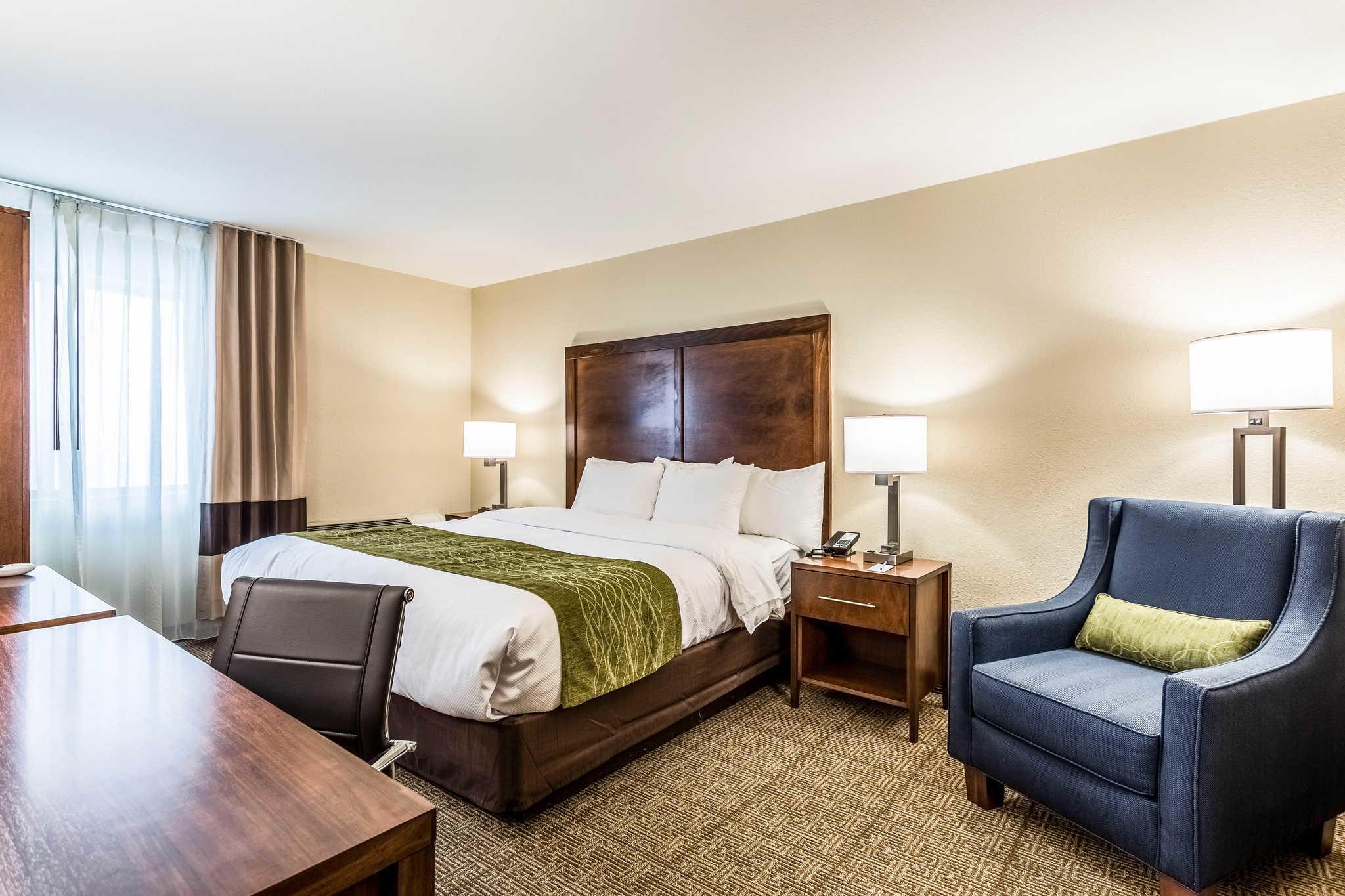 Comfort Inn & Suites Albuquerque Downtown image 7