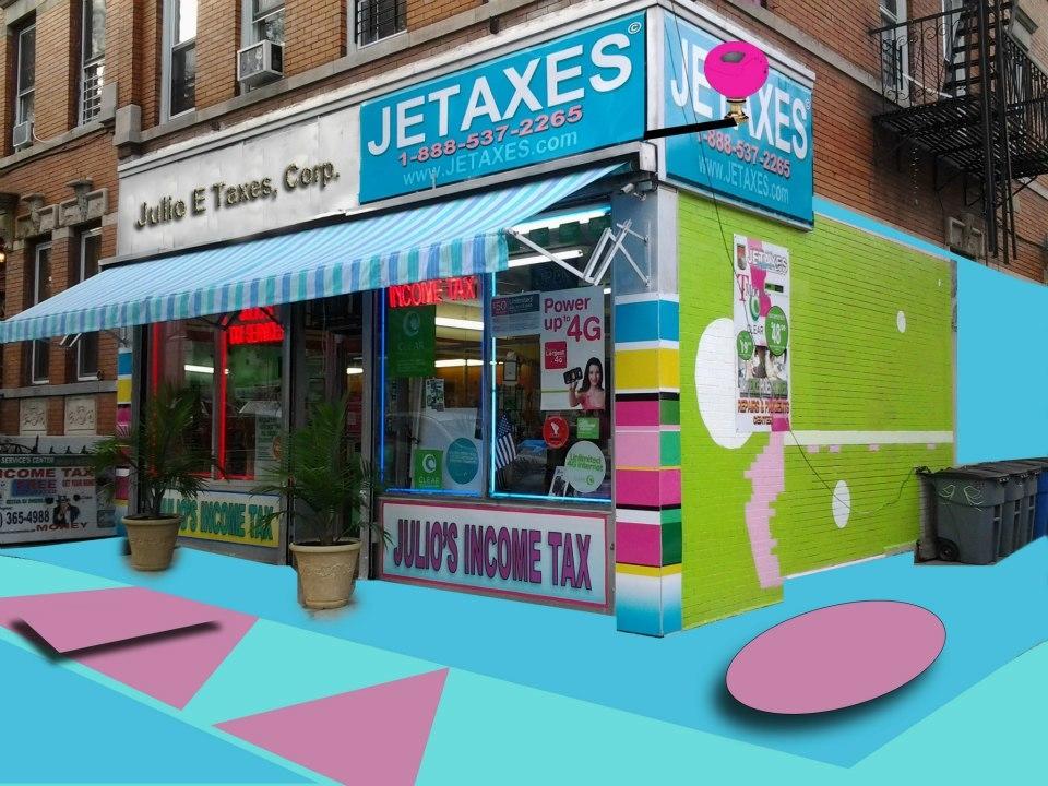 JETAXES - ad image