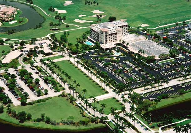 Fort Lauderdale Marriott Coral Springs Hotel, Golf Club & Convention Center image 8