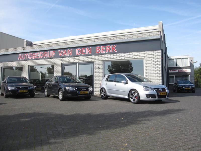 Autobedrijf van den berk openingstijden autobedrijf van for Autobedrijf avan