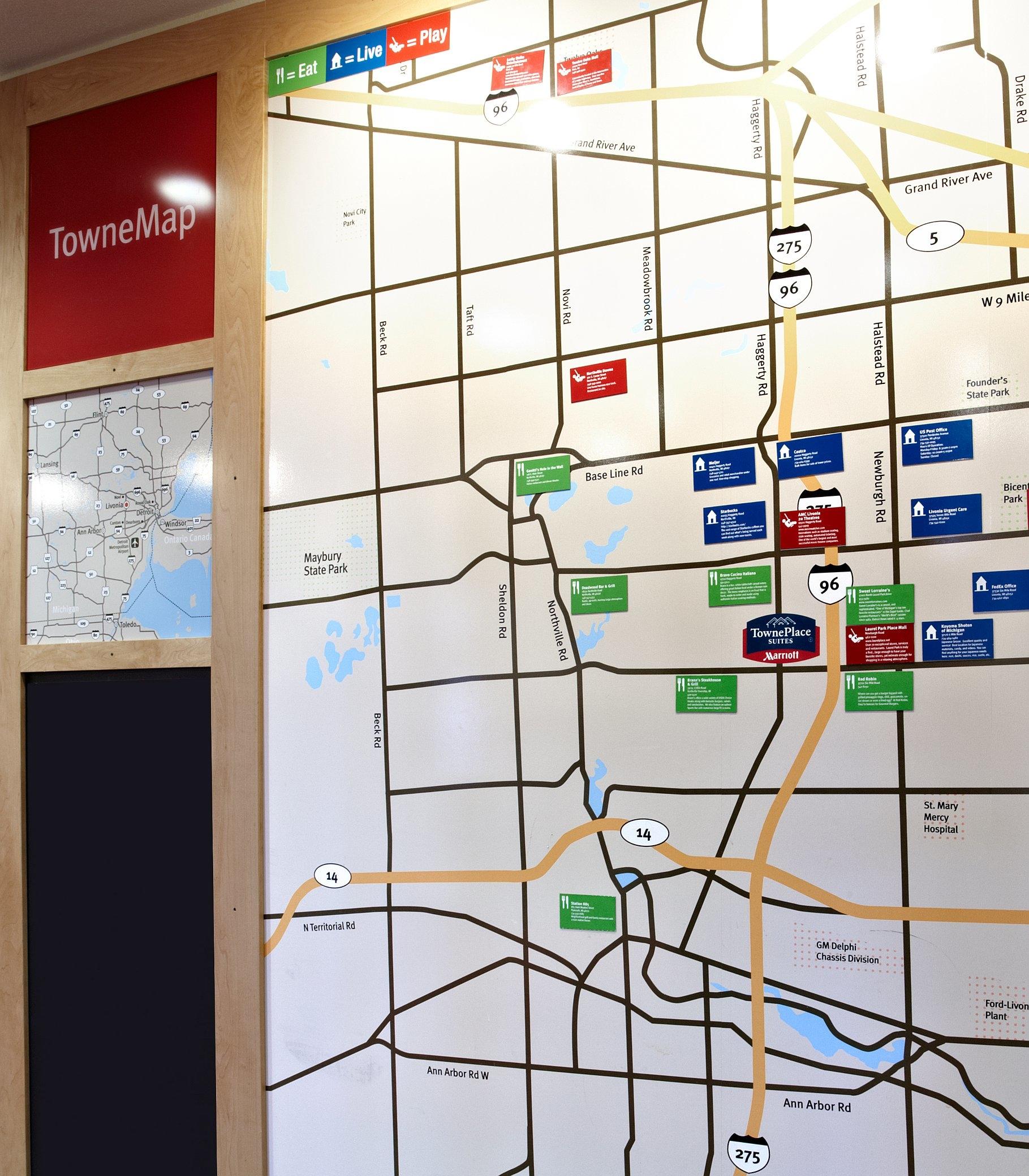 TownePlace Suites by Marriott Detroit Dearborn image 0