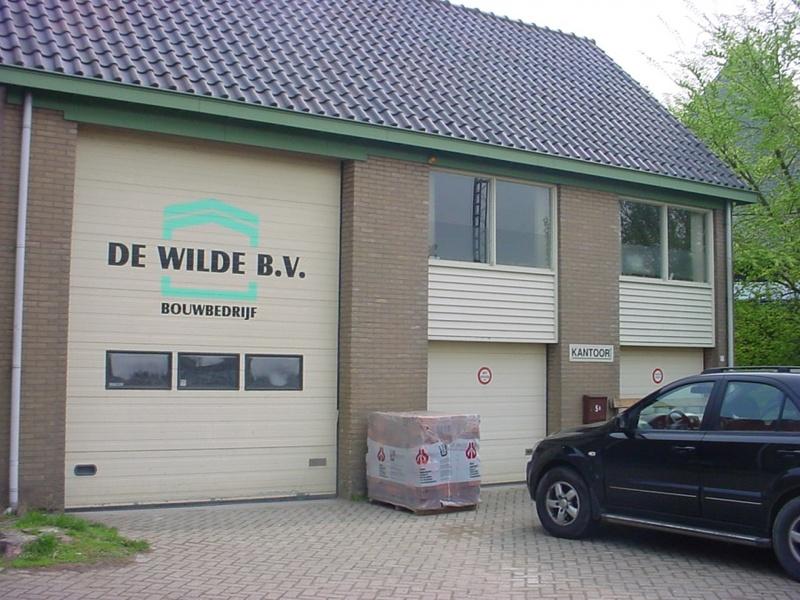 Wilde BV Bouwbedrijf De