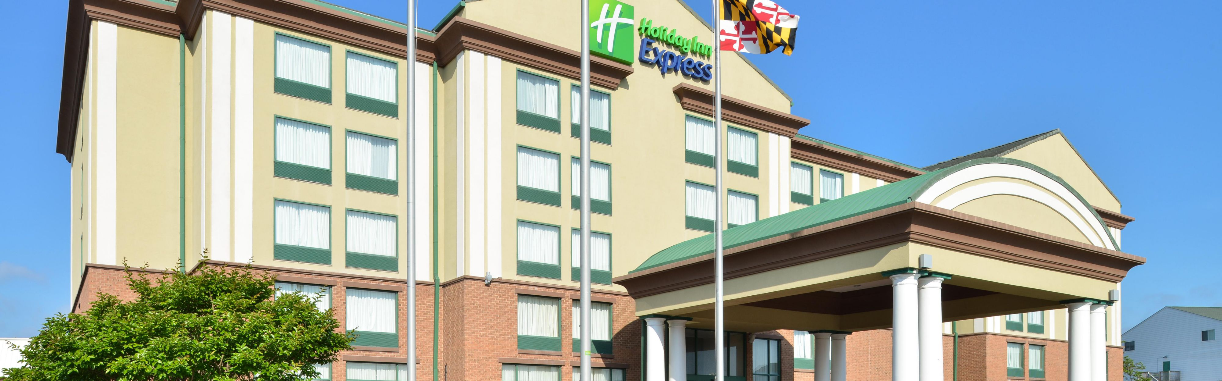 Holiday Inn Express & Suites Ocean City image 0
