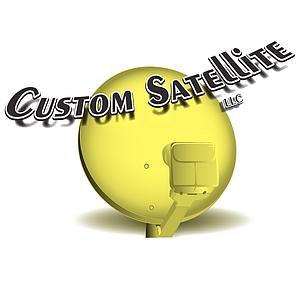 Custom Satellite Logo
