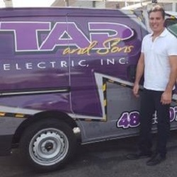 image of the TAP and Sons Electric Inc