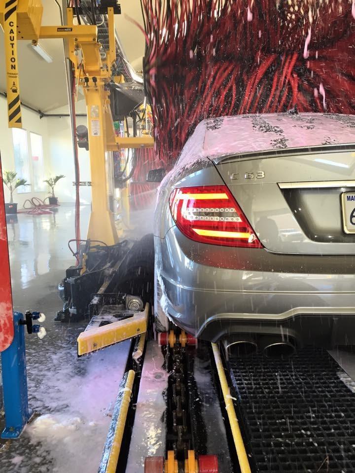 Car Wash Near  Miami Drive