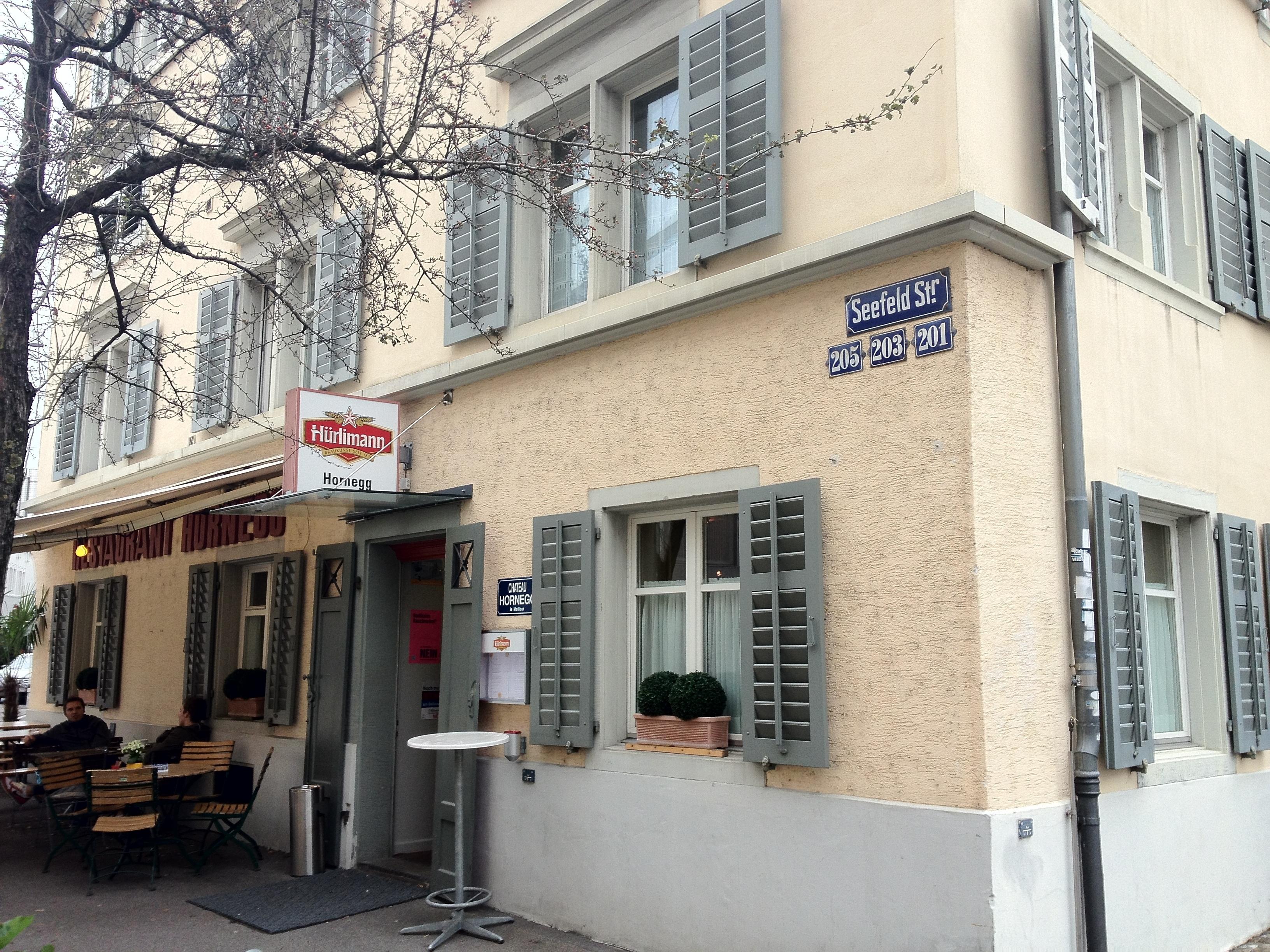 Restaurant Hornegg