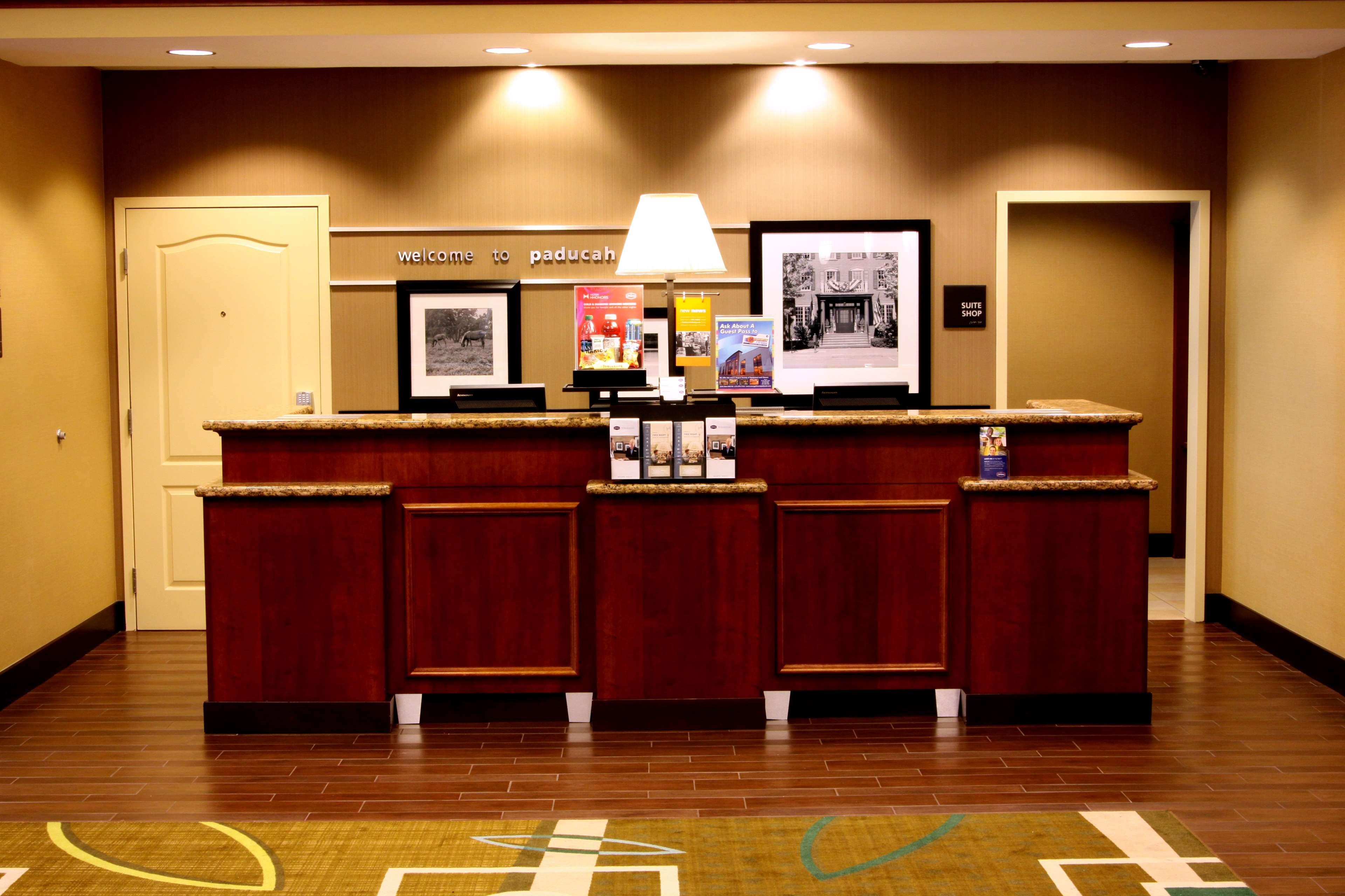 Hampton Inn & Suites Paducah image 4