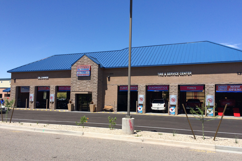 Express Oil Change & Tire Engineers image 0