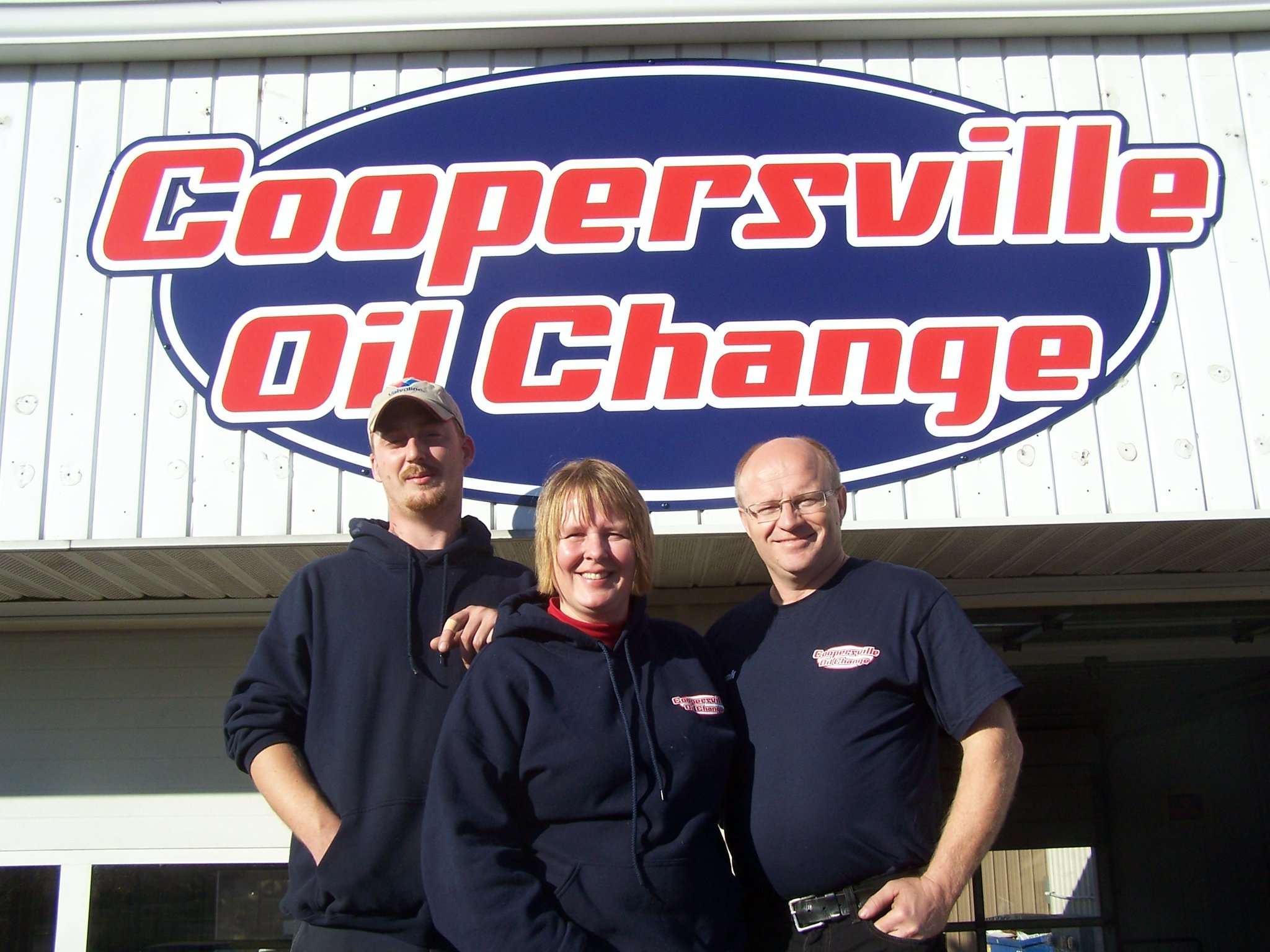 Coopersville Oil Change & Tires image 0