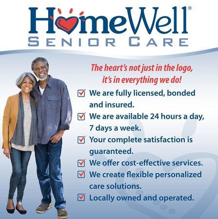Visit our website www.homewelleniorcare.com