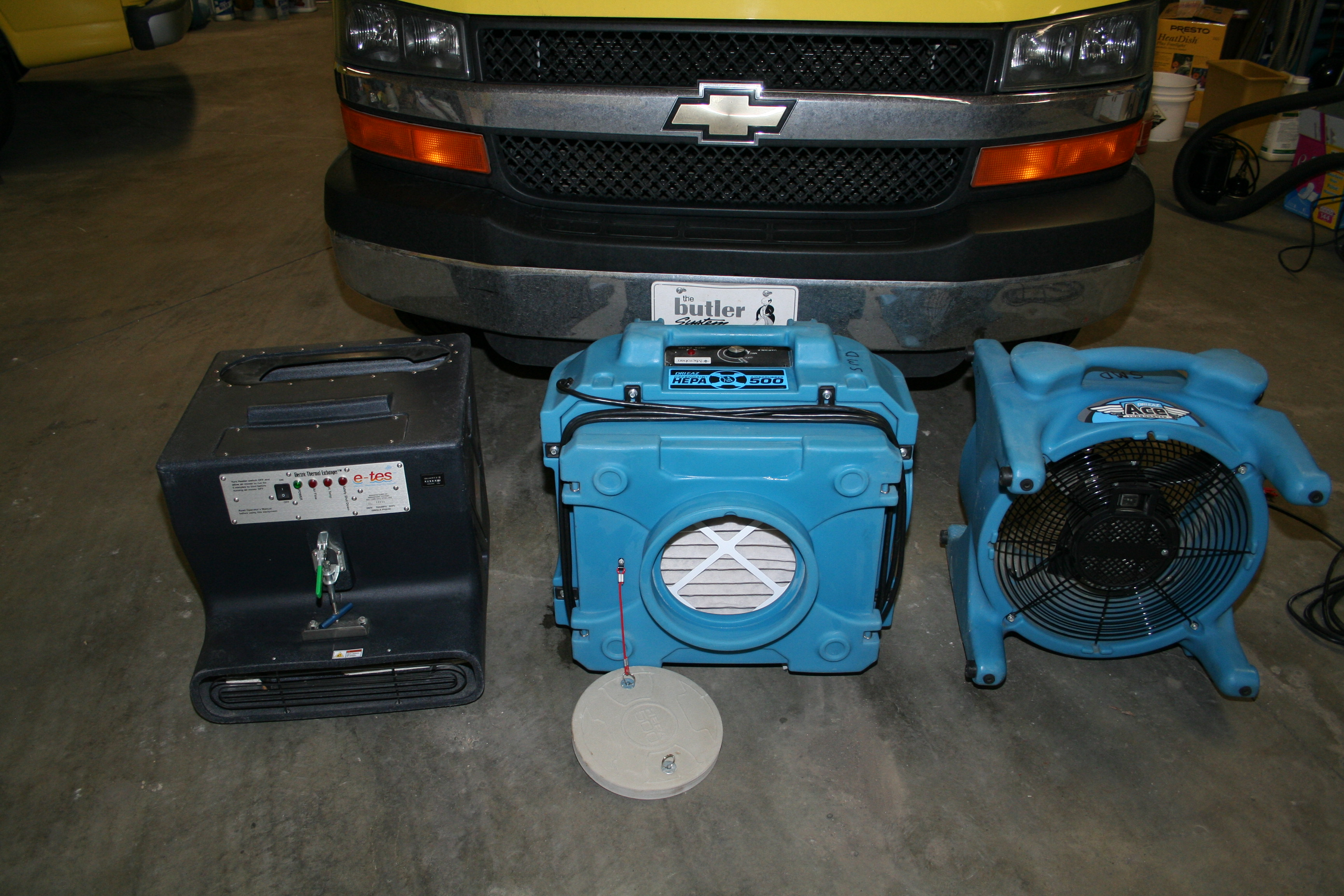 At Your Service Carpet Cleaning & Disaster Restoration image 0