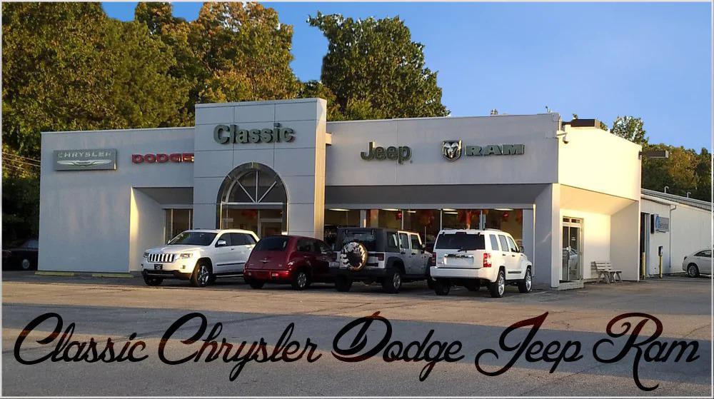 Classic Chrysler Dodge Jeep image 0