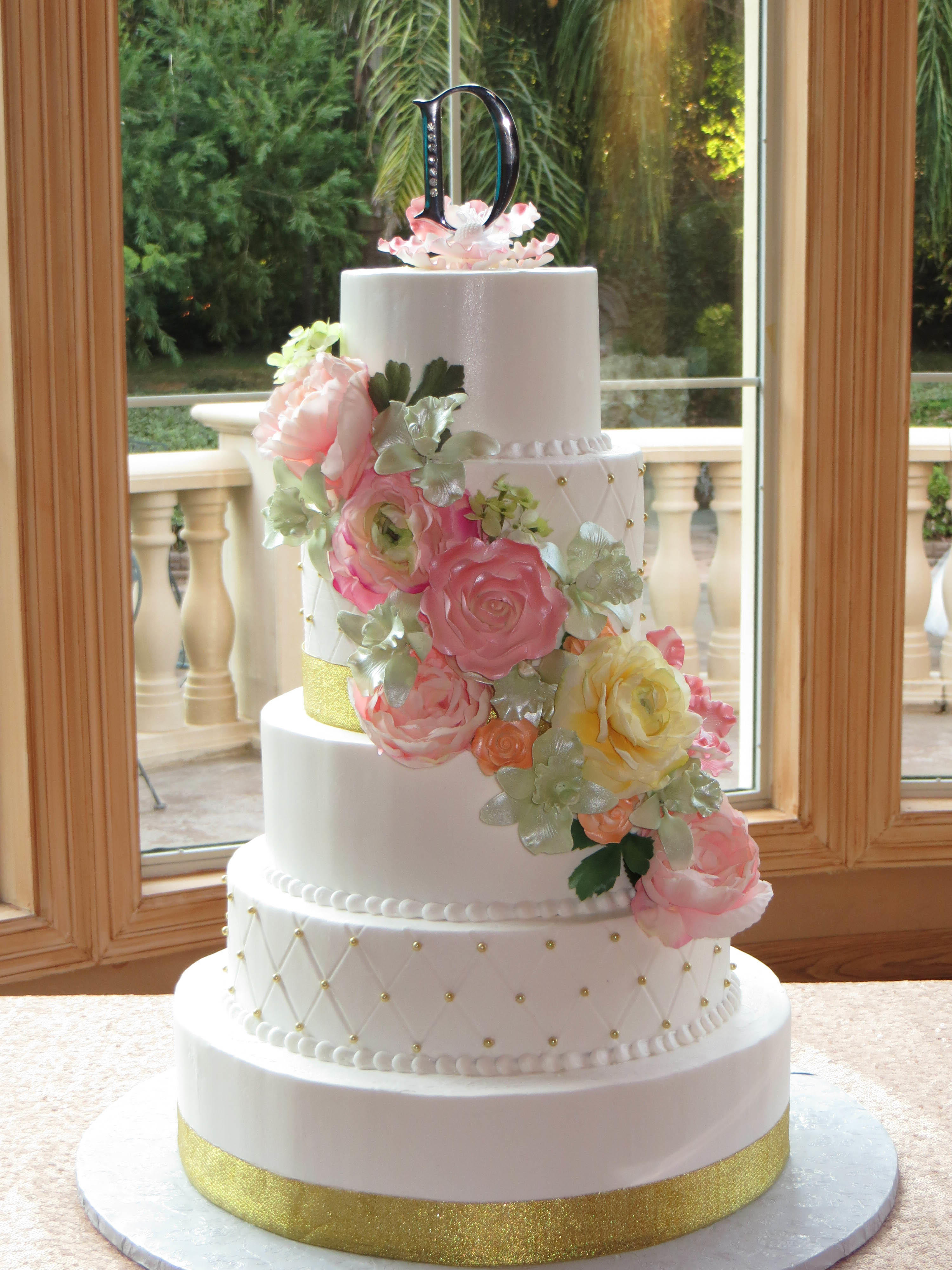 Wedding Cakes by Tammy Allen image 3