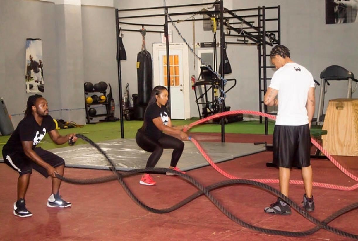 Weight Pusha Fitness image 2