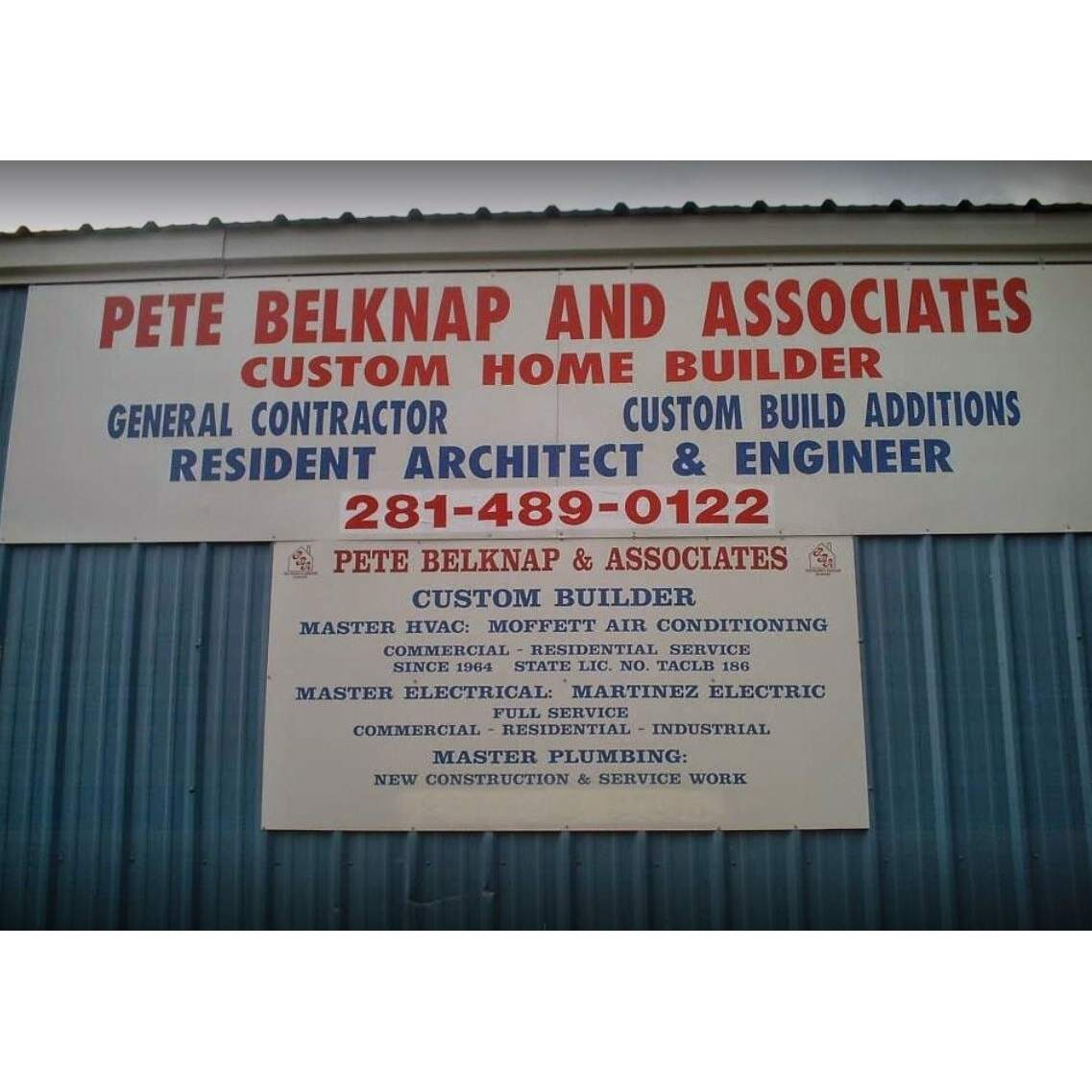 Pete Belknap & Associates