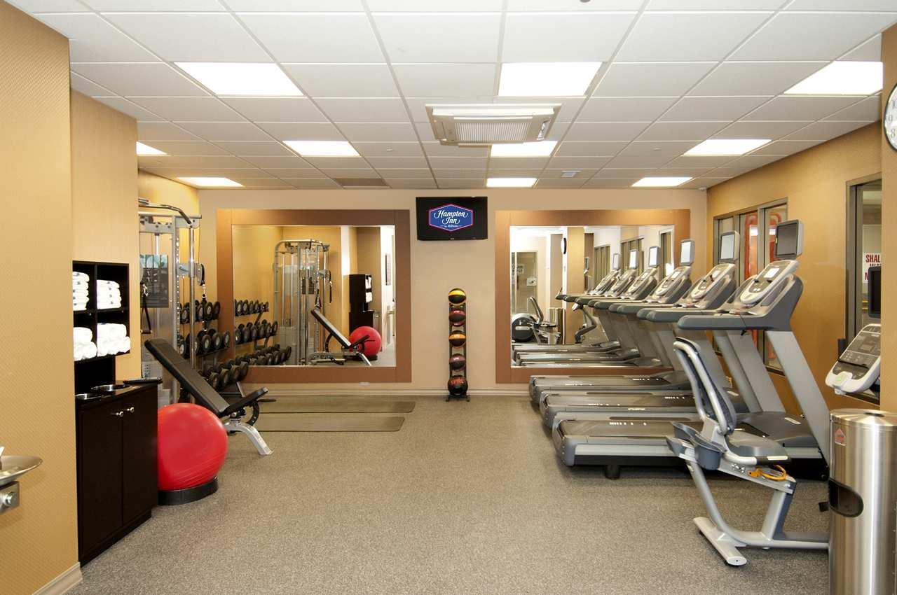 Hampton Inn by Hilton Brampton Toronto à Brampton: Fitness Center