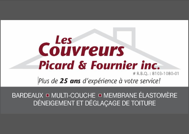 Les Couvreurs Picard Et Fournier Inc à Sainte-Anne-des-Plaines