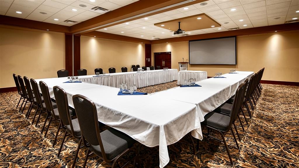 Best Western Plus Barclay Hotel in Port Alberni: Meeting Room
