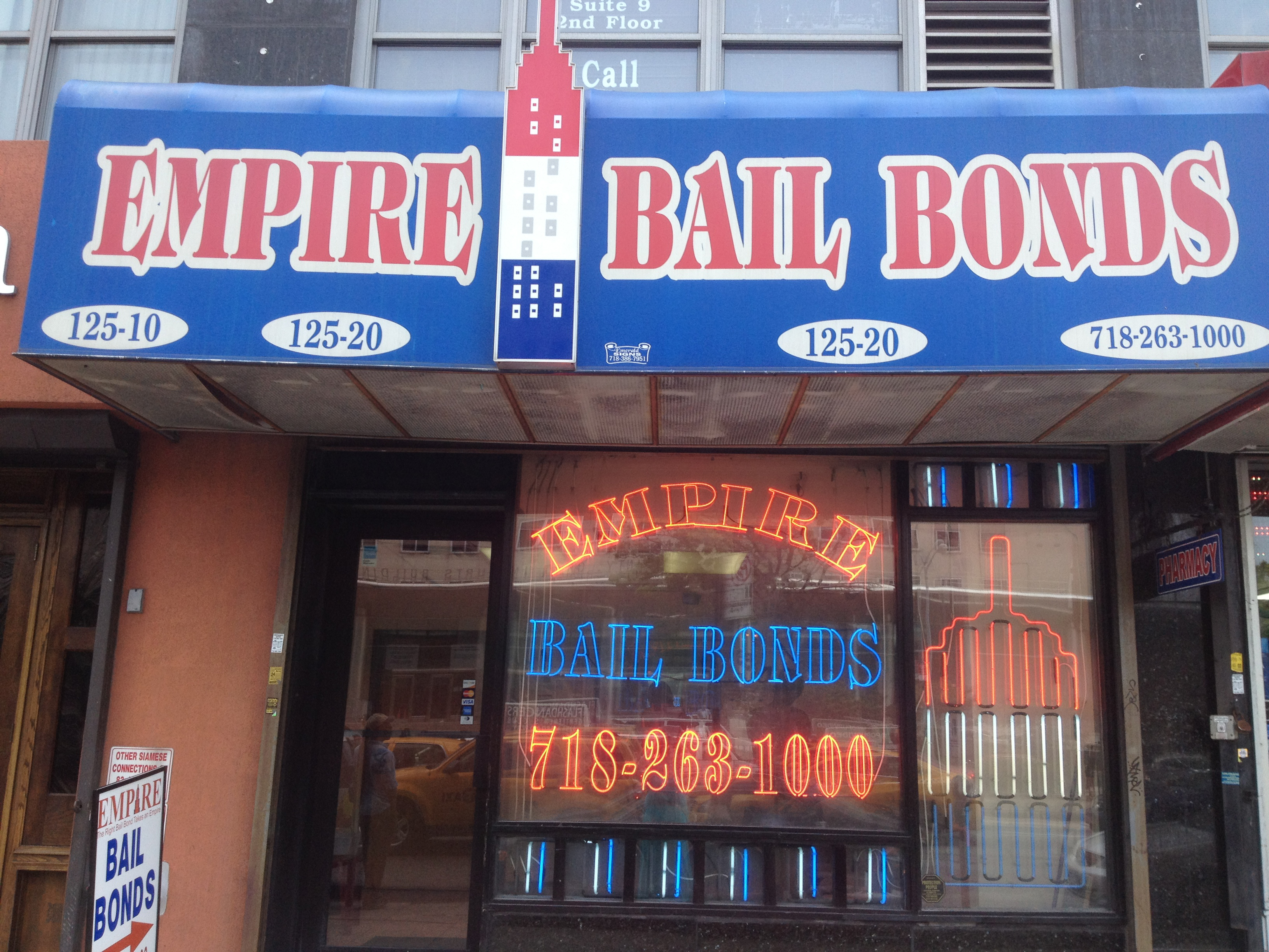 Empire Bail Bonds 125 20 Queens Blvd Kew Gardens Ny