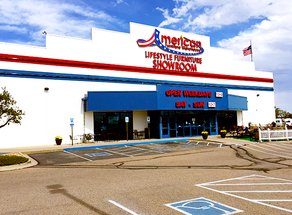 American Furniture Warehouse In Pueblo Co 719 542 5