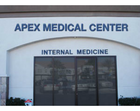 Apex Medical Center is a Pain Management Physician serving Las Vegas, NV