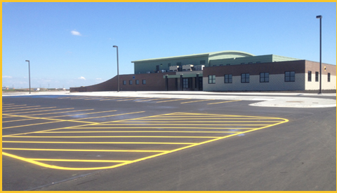 Advanced Striping And Sealcoating image 9