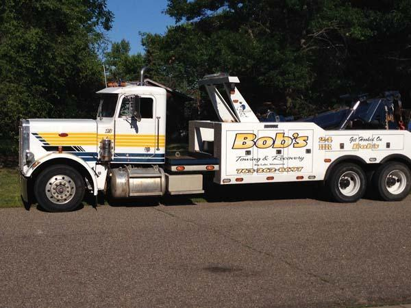 Bob 39 S Towing Recovery Inc Elk River Morrell Towing