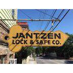 Jantzen Lock & Safe Co Logo